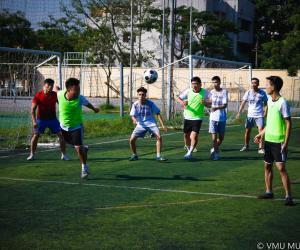 Khai mạc giải bóng đá ITCUP 2017