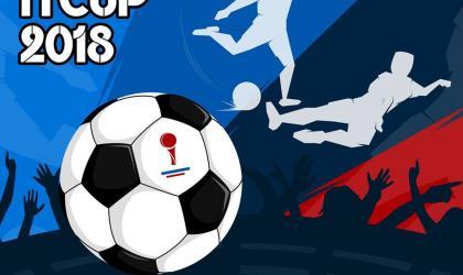 GIẢI BÓNG ĐÁ IT CUP 2018