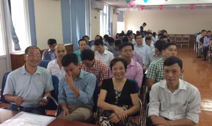 Lễ thành lập hội cựu sinh viên khoa Công nghệ thông tin